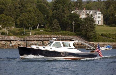 2007 Wilbur Yachts Hardtop Express