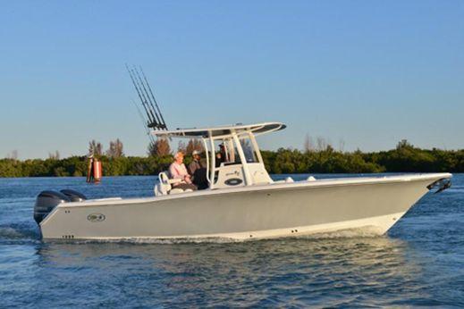 2018 Sea Hunt Gamefish 30 Forward Seating