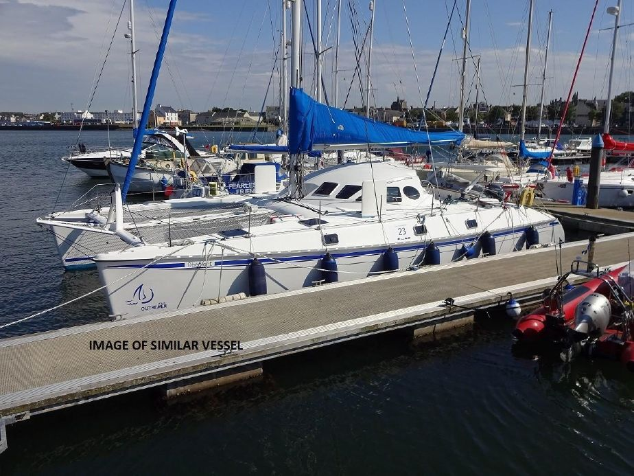 2009 outremer 45