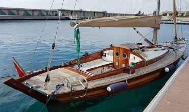 2017 Folkboat 7.65