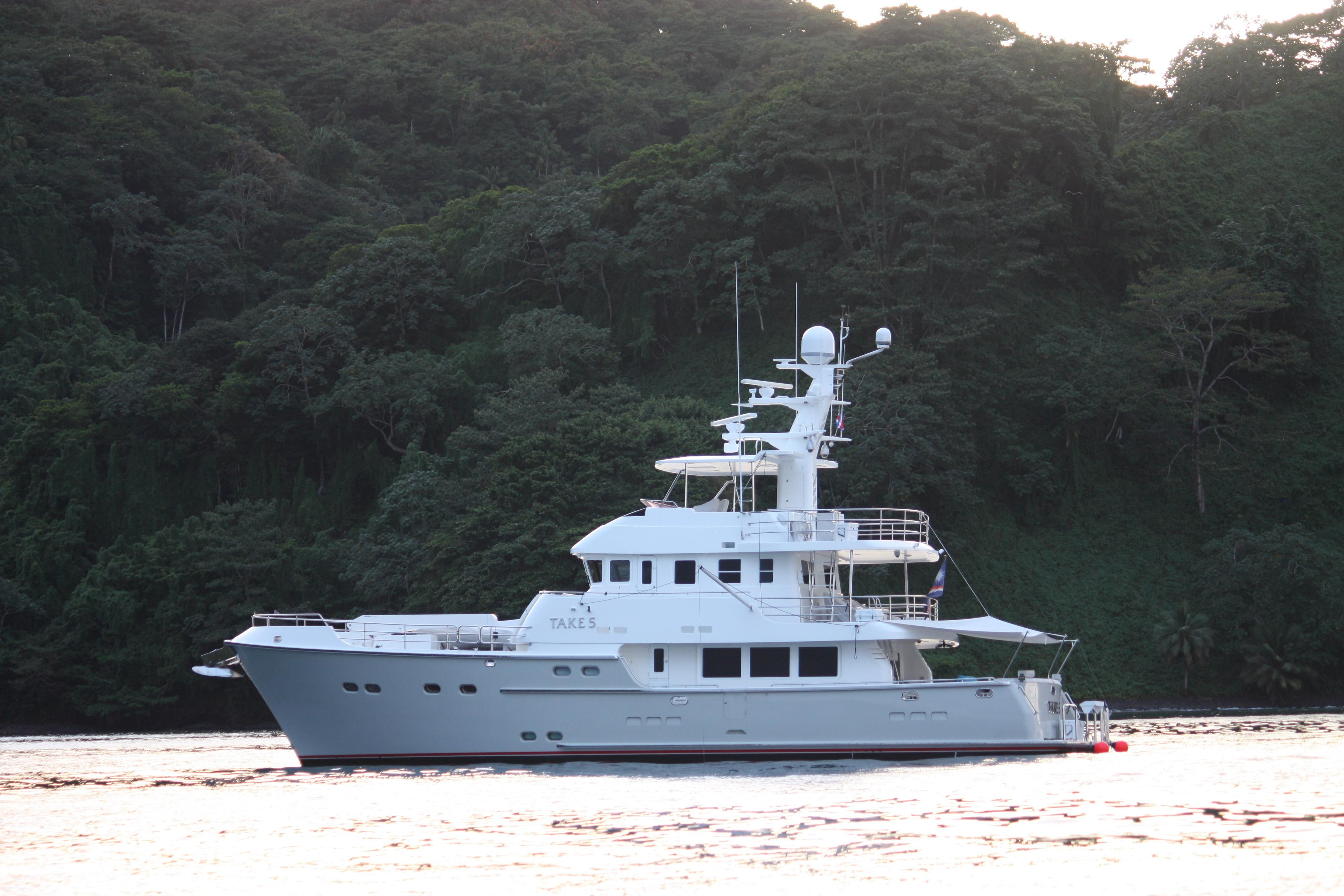 2009 Nordhavn 76 Power Boat For Sale - www.yachtworld.com
