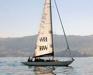 1929 Fife International 8-Meter Sloop