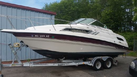 1997 Chaparral 25 Signature & Trailer - New Power