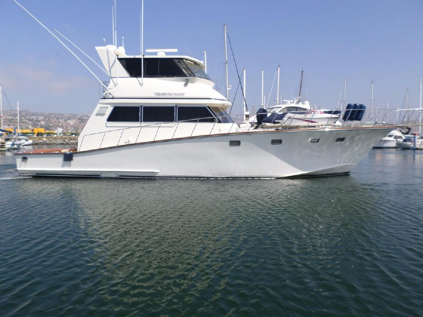 Pacifica 67 Convertible Sportfisher for sale in San Diego