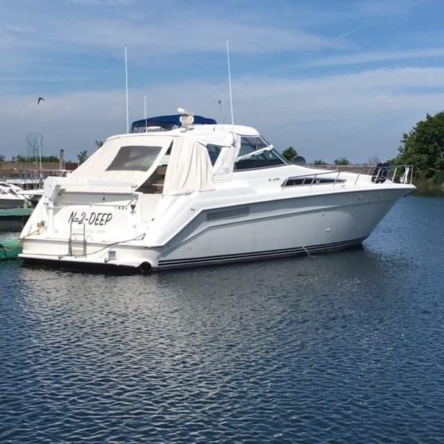 1992 Sea Ray 500 Sundancer Power Boat For Sale - www yachtworld com