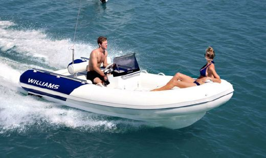2016 Williams Jet Tenders Sportjet 460