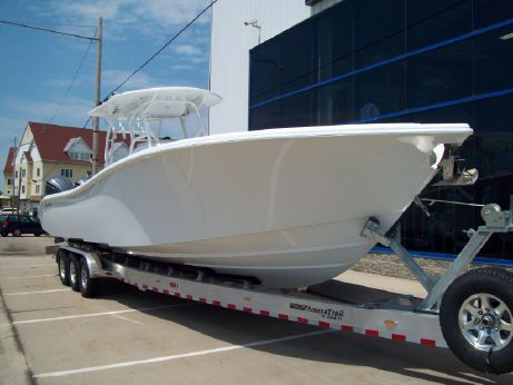 2016 Yellowfin 36 Center Console