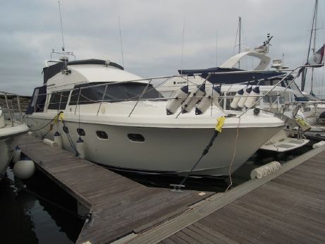 1986 Fairline 40 Flybridge