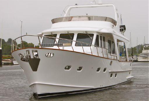 2012 Clipper Motor Yachts Cordova 60