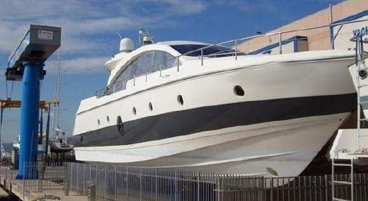 2008 Aicon Yachts 72