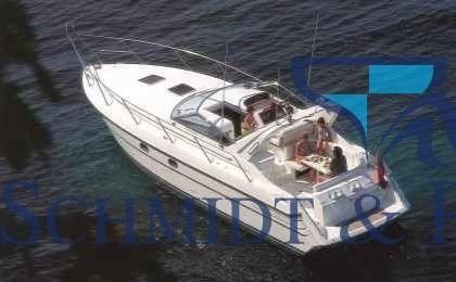 1994 Marine Project Princess 366 riviera