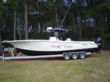 photo of 35' Triton Saltwater 351 CC