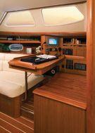photo of  45' Marlow Hunter 45 Deck Salon
