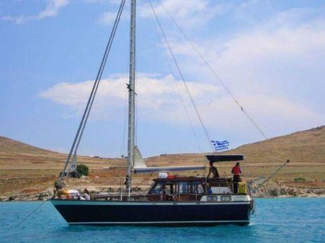 1984 Nauticat Finmar 36