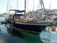 1984 Nauticat Finmar Siltala 36