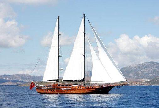 2008 Bodrum Shipyard Transoms stern gulet