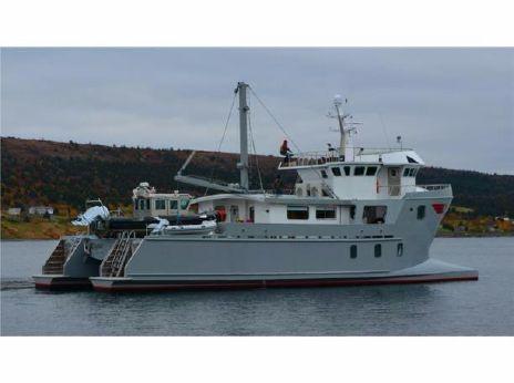 2004 Ocean Voyager EXPEDITION  MOTORYACHT