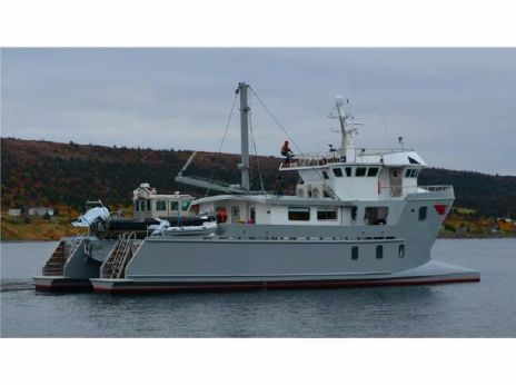 2004 Ocean Voyager EXPEDITION  MOTORYACHT