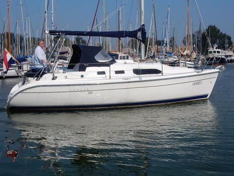 2004 Hunter 306
