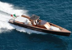 2009 Wally Yachts Wally Tender 45