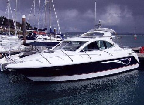2007 Finnmaster 7600