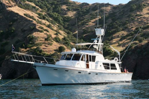 1977 Jones Goodell 60' Yachtfisher