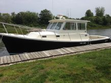 2001 Eastern Jc 31 Judge Yachts Hardtop  Cruiser