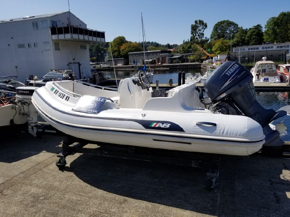 2008 AB Inflatables Natuilus 12-DLX Tender for sale - YachtWorld