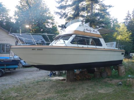 1978 K&C Fly Bridge Cruiser