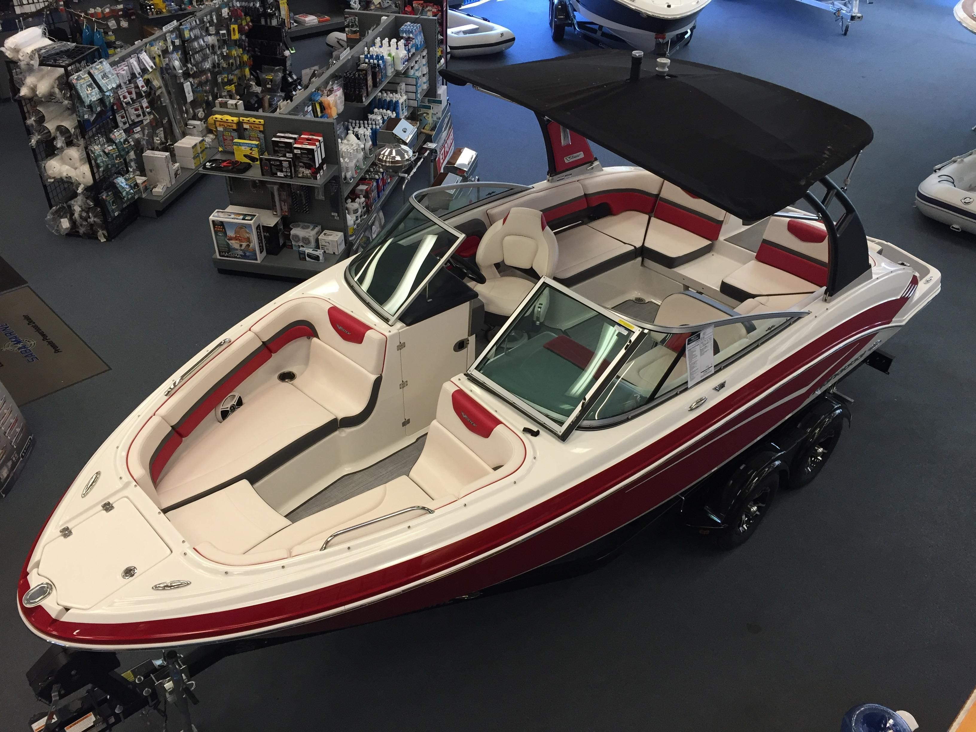 2016 chaparral vortex 223 vr power new and used boats for sale for Yamaha dealers in vt