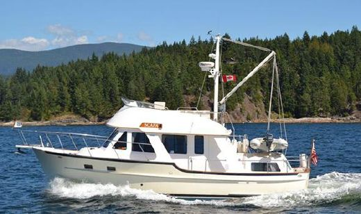 2007 Pacific Seacraft 38T