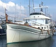 2004 Menorquin 160 Fly bridge