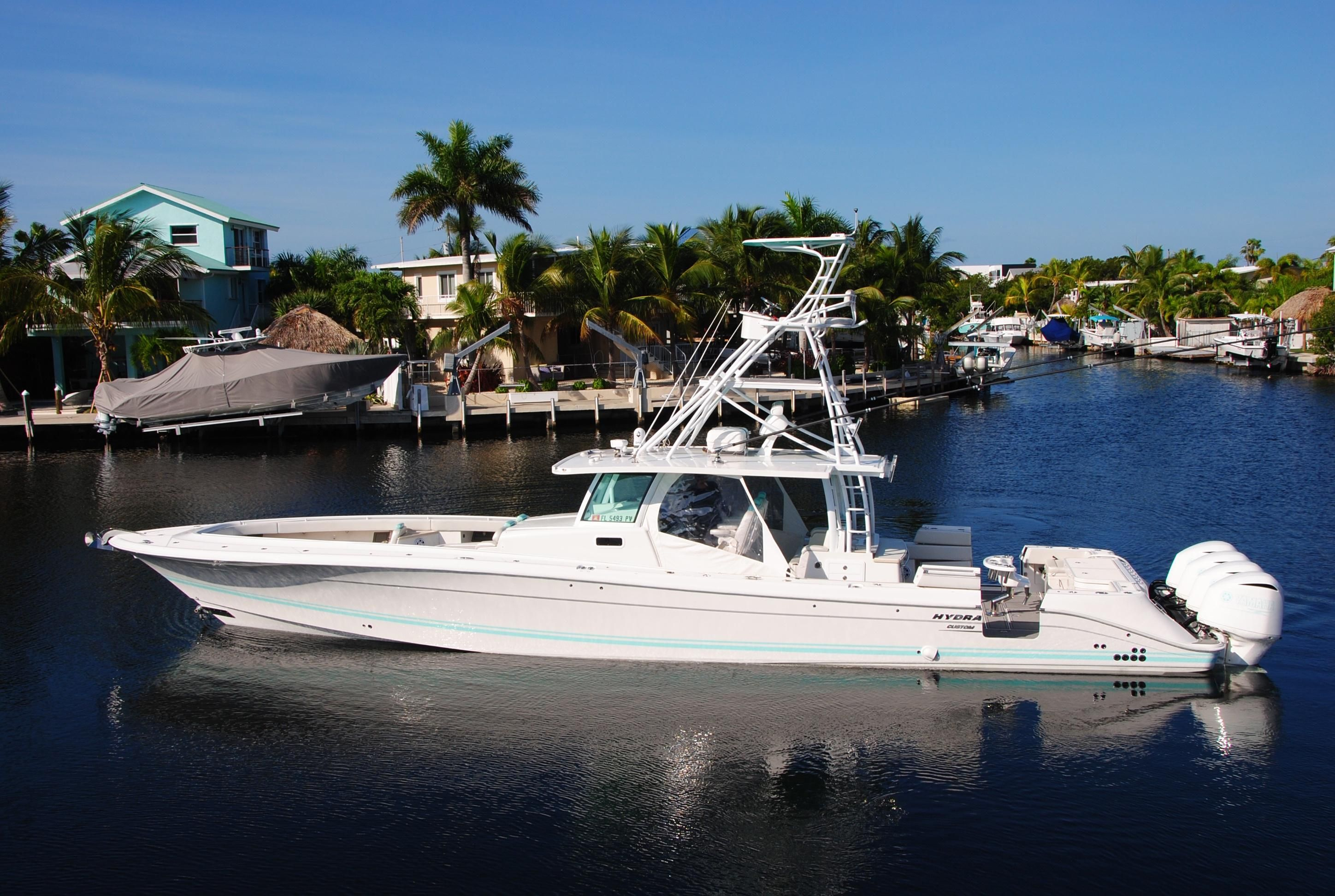 2018 HCB Sueños Center Console for sale - YachtWorld