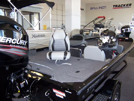 2013 Lowe 195 Stinger dual console