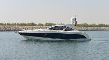 2007 Atlantis 50 Motor Yacht