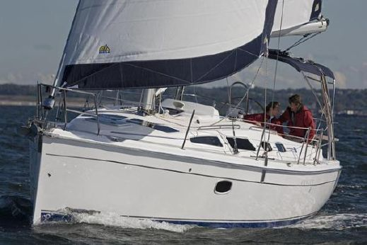2008 Hunter Legend 36 Bilge Keel