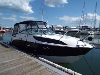 2009 Bayliner 245 (255 Spec)