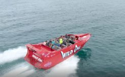 2012 Smoky Mountain 24 Passenger Jet Boat