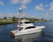 2004 Viking Enclosed Bridge Sportfish