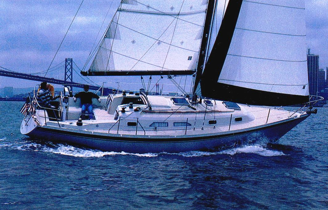 Waukegan (IL) United States  city images : 1993 Pacific Seacraft Ericson 34 Sail Boat For Sale www.yachtworld ...