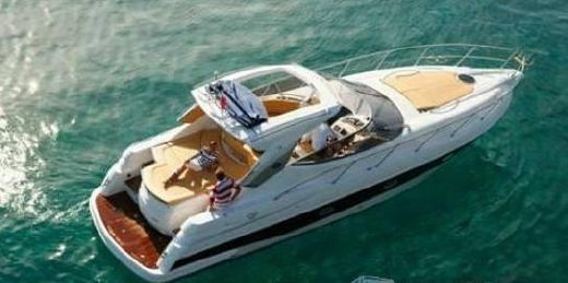 2008 Sessa Marine C42 Hard Top