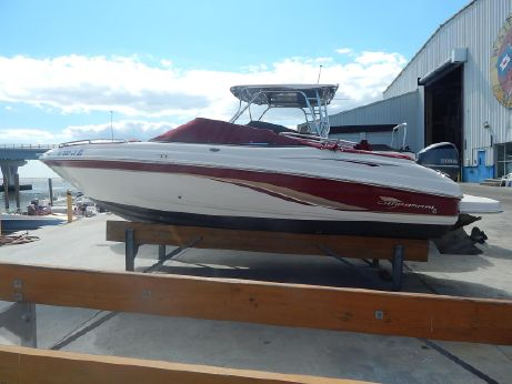 2004 Chaparral 204 SSi