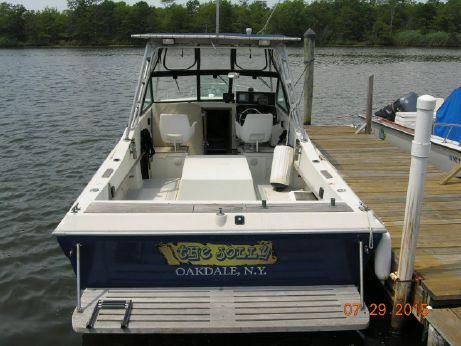 1981 Sportcraft 270 FISH HARDTOP