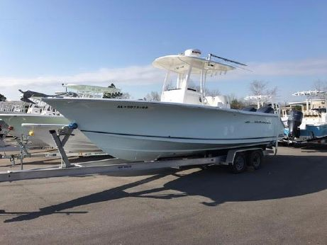 2013 Sea Hunt Gamefish 27