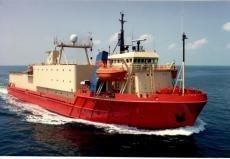 1974 Offshore Supply Research Vessel