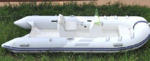 2009 Lianya Rib boat HYP 400