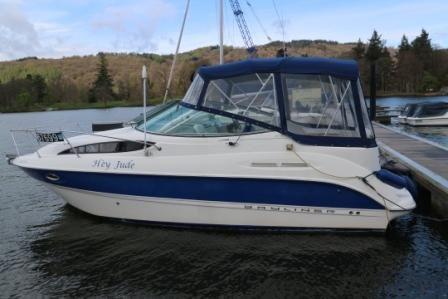 2006 Bayliner 275