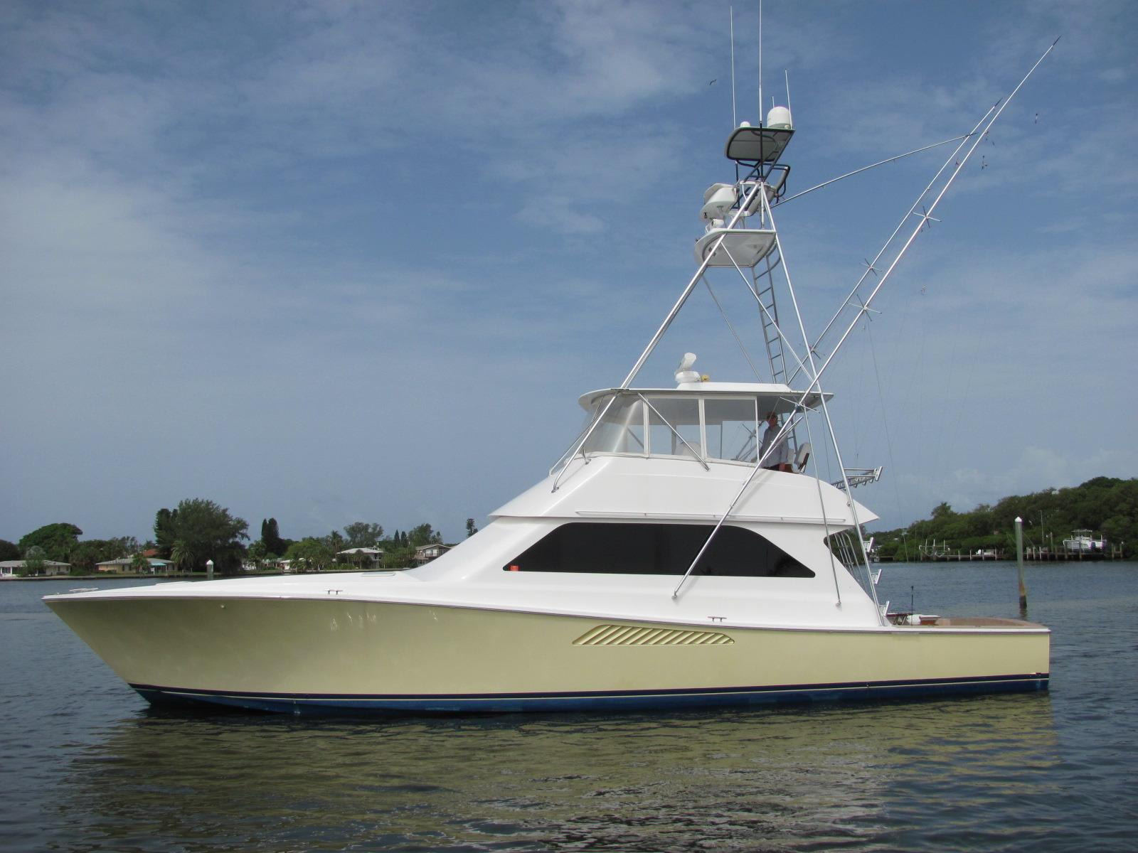 Viking yachts 55 for Viking sport fish