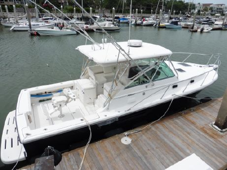2001 Pursuit 34 Express