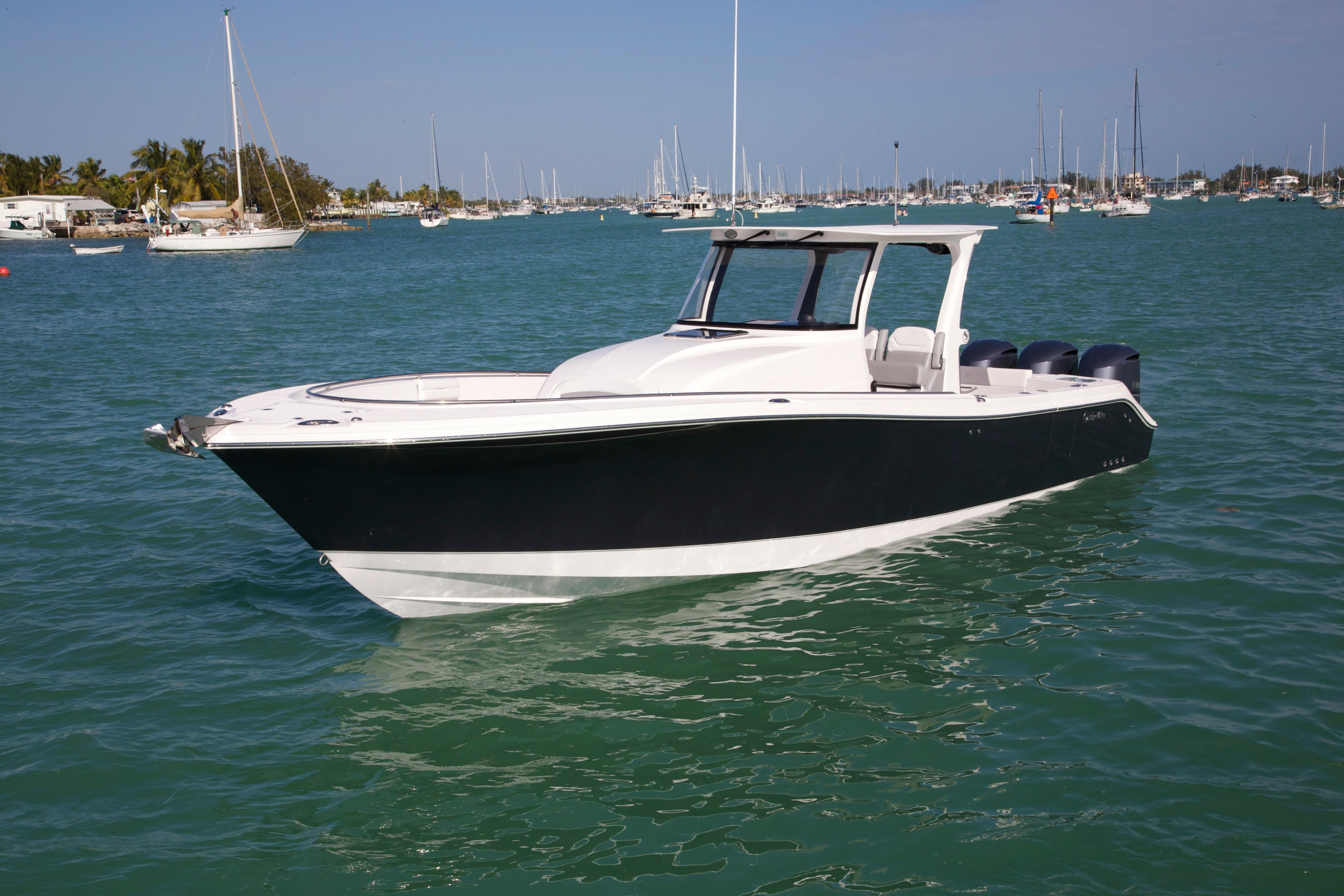 2017 Edgewater 368 CC Power Boat For Sale